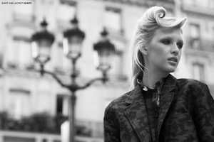 The Nadine Wolfbeisser Fashion Gone Rogue Shoot is Perfectly Parisian