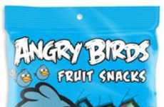Bite-Size Birdy Treats - Let Your Taste Buds Take Flight With the Angry Birds Candy