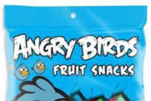 Let Your Taste Buds Take Flight With the Angry Birds Candy