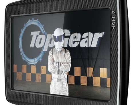 GO LIVE Top Gear edition