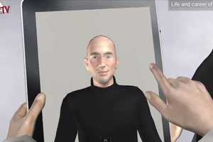 The Next Media Animation 'Steve Jobs 1955-2011' Film is Touching