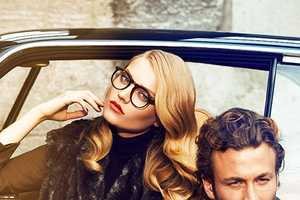 The Le Chateau Fall 2011 Campaign is Simple and Elegant