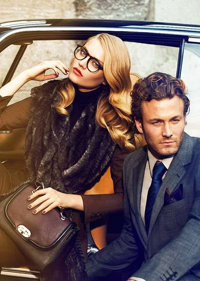Le Chateau Fall 2011 Campaign