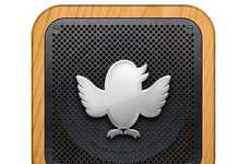 Spoken Word Social Media Apps - The Tweet Speaker App Reads Your Latest Tweets to You