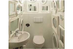 Webguerillas Washrooms by TULP Encourage Vain Behavior