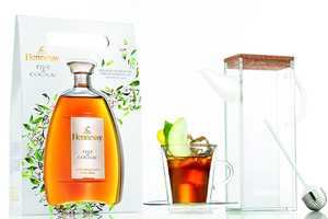 Hennessy x Théodor Tea Infuser Lives Up Afternoon Drink Sessions