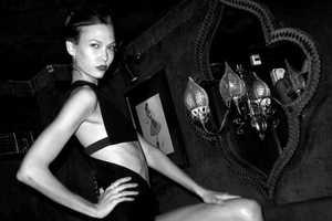 The Karlie Kloss Carine Roitfeld Irreverent Ball Gown is Striking