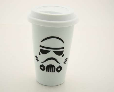 Star Wars Stormtrooper Travel Mug