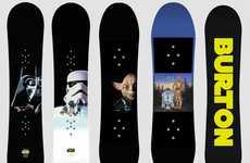 Sci-Fi Snowboards