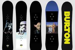 The Star Wars Burton 'Chopper' Pays Tribute to the Original Trilogy