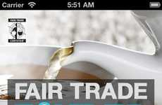 Ethical Lifestyle Apps - The Fair Trade Finder App Crowdsources Fair Trade-Certified Products