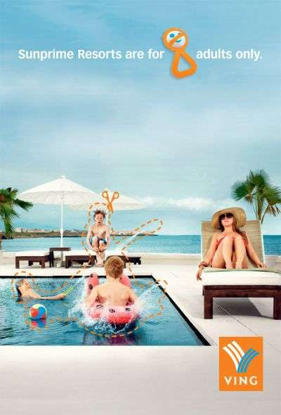 Ving Travel Agency Ads