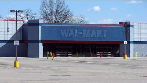 Social Media Shopping - Wal-Mart Online Adds Small Town Appeal to the Big Box Retailer