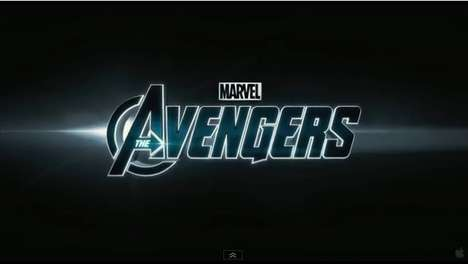 The Avengers Theatrical Trailer