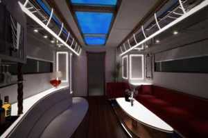 The Marchi EleMMent Motorhomes are Insanely Plush Portable Palaces