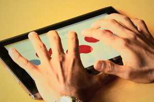 The Braille App Brings Touchscreen Technology to the Visually Impaired