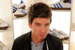 Noel Gallagher x adidas Originals Brings Musical Direction to Sneakers