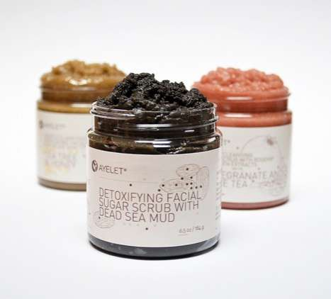 Delicious Skincare Designs - The Ayelet Naturals Line is Scrumptiously Fresh and Organic