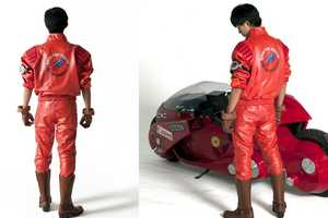 The $1,000 Kaneda Jacket is Every Akira Fanboy's Dream
