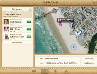 Permanent Stalker Software - Apple's New 'Find My Friends' is a Scary, Yet Practical GPS-Based App