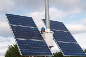 The Skystream Hybrid 6 Combines the Two Most Popular Renewable Sources