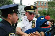 Protesting Puppet Parodies