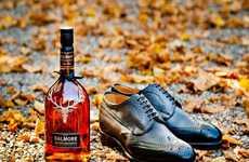 Booze-Inspired Footwear