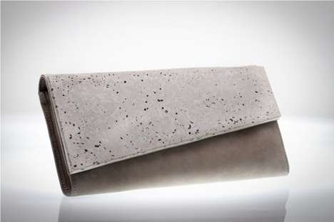 Ivanka Design Studio Concrete Handbags