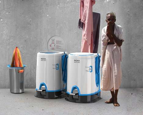 Indra Washing Machine