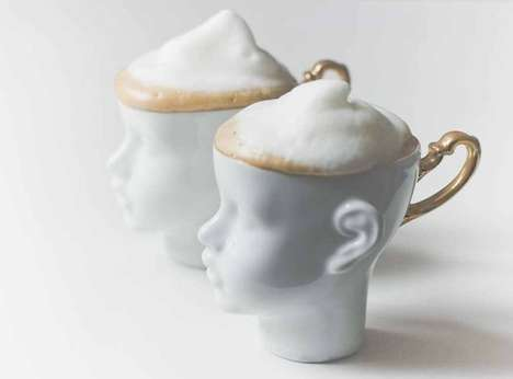 Doll Head Cups