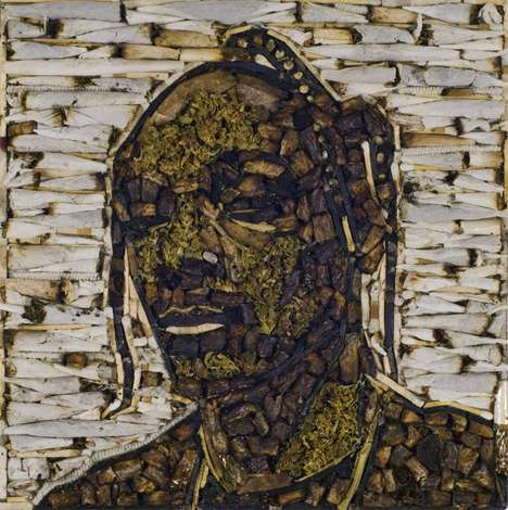 Snoop Dog Marijuana Portrait