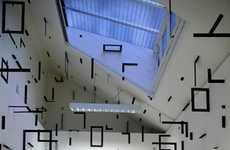 Mind-Bending Geometric Installations
