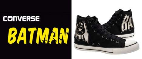 Converse x DC Comics Batman