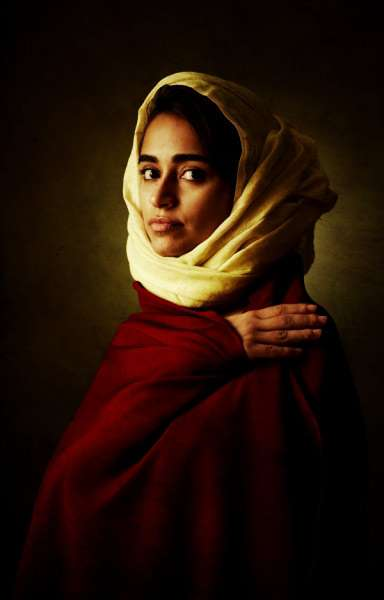 Modern Medieval-Like Portraits - Miguel Angel Sanchez Captures Cairo Through the Lens of the Past