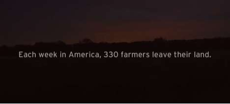 Farming-Awareness Films - The Karen O 'Abandoned' Chipotle Video Helps Small Country Business