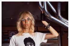 Girlie Grunge Shoots