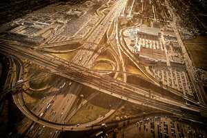 Highway Interchanges by Peter Andrew is Stunning