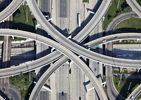 Highway Interchanges by Peter Andrew