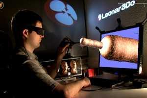 The 'Leonar3Do' Offers a 3D Creative Desktop System