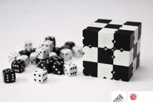 Cocodice Presents a Reinterpretation of the Classic Rubik's Cube