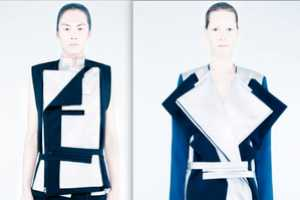 The Rad Hourani 2012 Spring Collection Presents Wacky Wearable Clothes