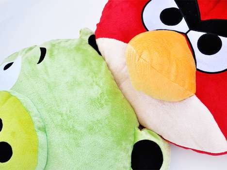 Angry Birds Pillow Plush