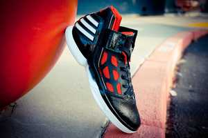 The Adidas adiZero Rose 2 is Seriously Dazzling