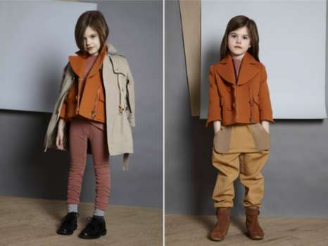 Kids by Phillip Lim Fall 2011