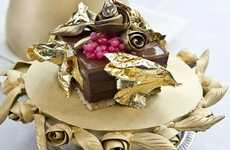 $34,000 Desserts - The Lindeth Howe Country House Hotel Cake is the World's Most Expensive Treat