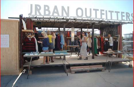 Urban Outfitters Mobile Shops