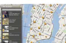 31 Digital Maps - From Geotagged Newspaper Maps to Local Fresh Food Locators