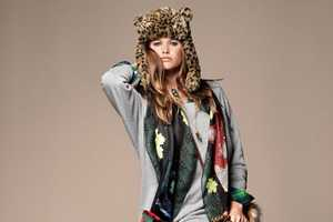 The Behati Prinsloo H&M Fall 2011 Shots are Fun and Fierce