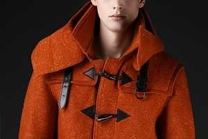 The Burberry Duffle Coat is Designed for Men and Cold Weathers