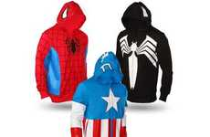 43 Stylish Superhero Fashions